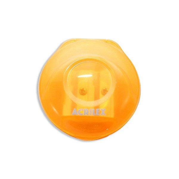 Apontador C/ Deposito 2 Furos