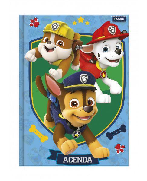 Agenda Escolar Patrulha Canina - FORONI