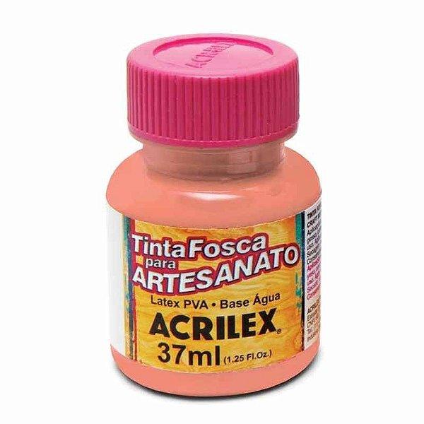 Tinta Fosca P/ Artesanato 37ml Flamingo - Acrilex