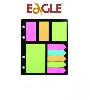 Bloco de Anotações 612NS - Eagle