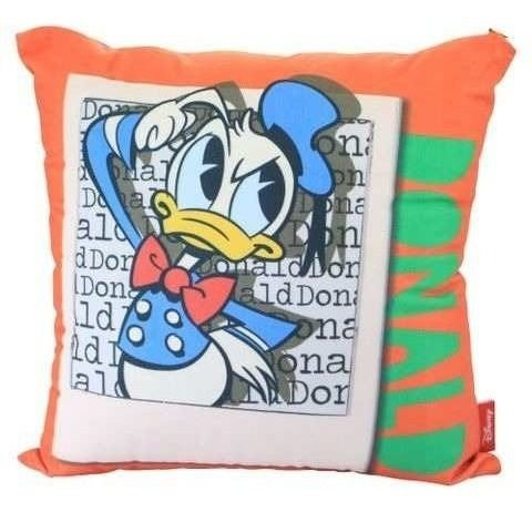 Almofada Veludo Pato Donald - Zona Criativa