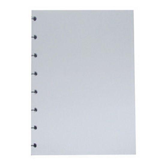 Refil Caderno Inteligente Art Medio Liso 120g