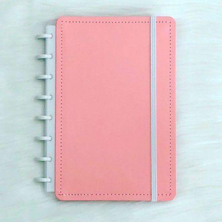 Caderno Inteligente A5 Tp Rose