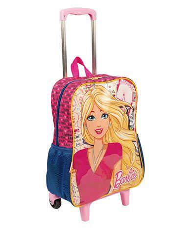 Mochila G Barbie 19m Colorido
