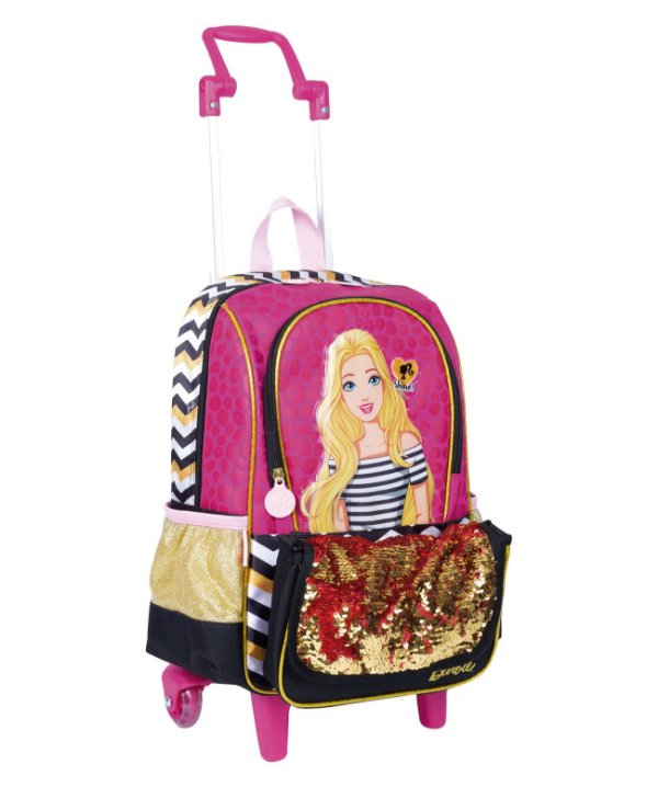 Mochila G Barbie 19z Colorido