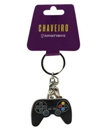 Chaveiro Joystick - Zona Criativa