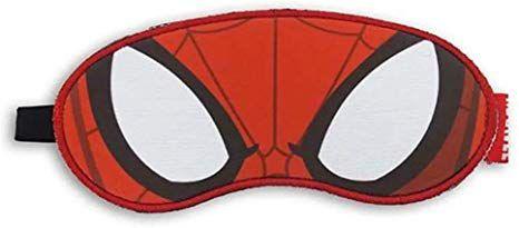 Mascara de Dormir Spider Man - Zona Criativa