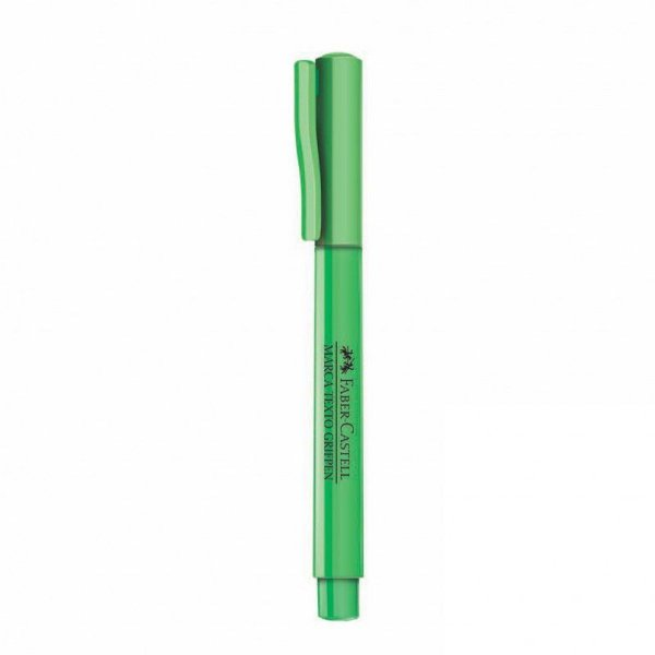 Marca Texto Verde - Faber Castell