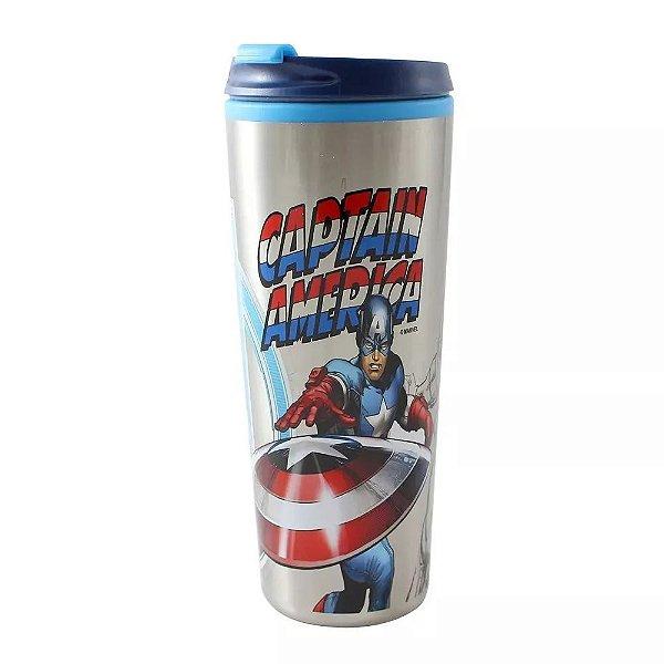 Copo Capitão America - Zona Criativa