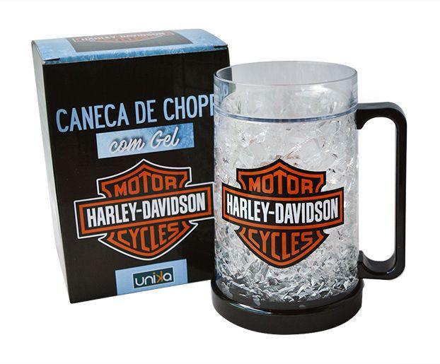 Caneca Chopp Harley Davidson - Zona Criativa