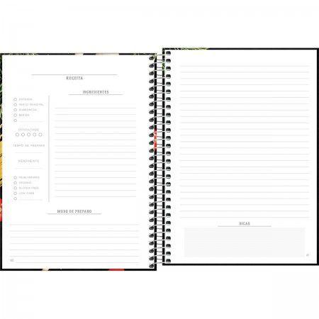 Caderno Espiral Receitas - Tilibra