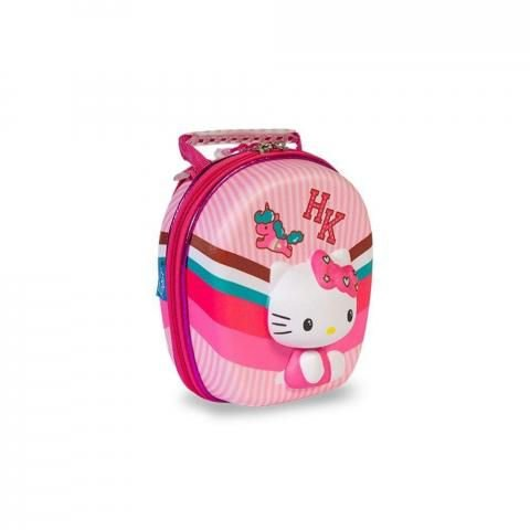 Lancheira Hello Kitty - Maxtoy