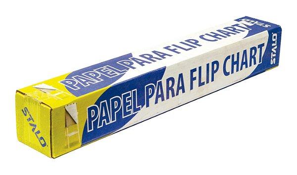Bloco Flip Chart C/ 50 Folhas - Stalo