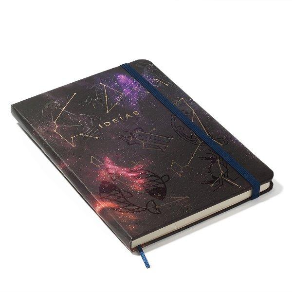 Caderneta Pontado Astral Zodíaco - Cicero