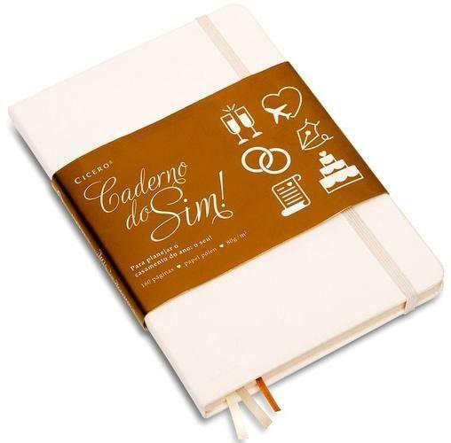 Caderneta do Sim Branco - Cicero