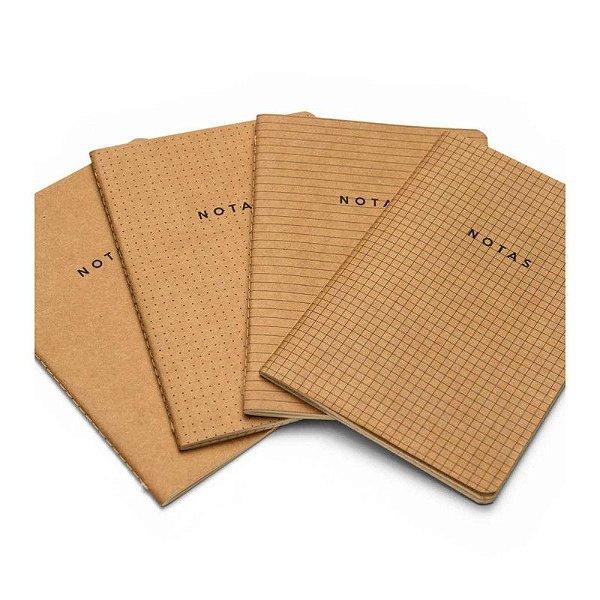 Kit Caderno Revista Variado - Cicero