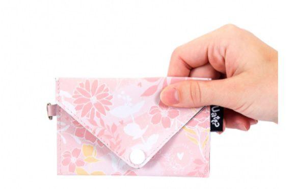 Niqueleira Envelope Florescer Mãe - Uatt