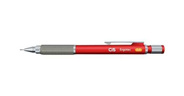 Lapiseira Ergo Tec 0,9mm - Cis