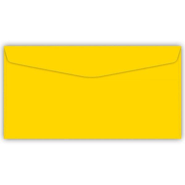 Envelope Oficio Amarelo