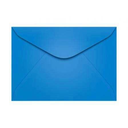 Envelope Carta Azul Royal
