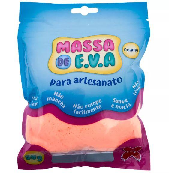 Massa De Eva Salmao 50g - Make+
