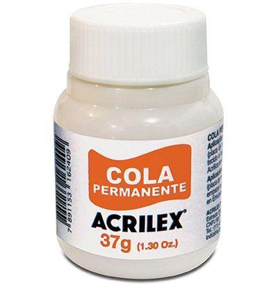 Cola Permanente 37g -Acrilex