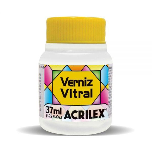 Verniz Vitral Incolor 37ml - Acrilex