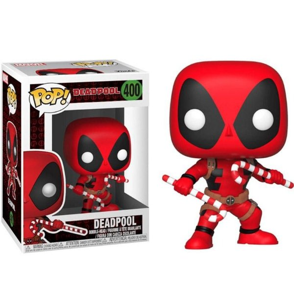 Funko Pop Deadpool Marvel - Zona Criativa