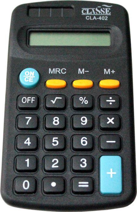 Calculadora  Peq. 8 Dig Classe