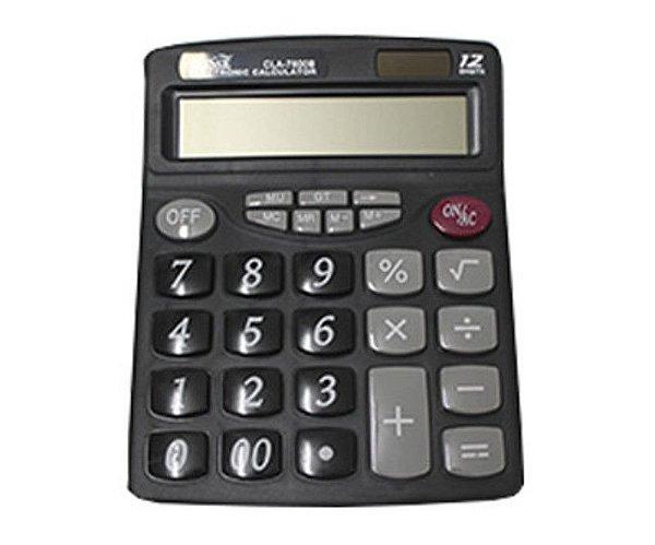Calculadora Media Contendo 12 Digitos-Classe