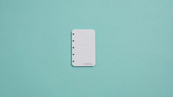 Refil Pautado - Inteligine - Caderno inteligente