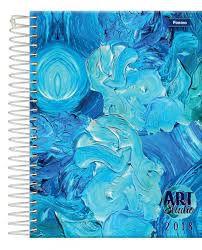 Caderno Art Studio 15 Matérias - FORONI