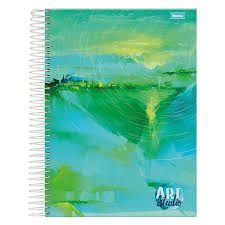 Caderno Art Studio 20 Matérias - FORONI