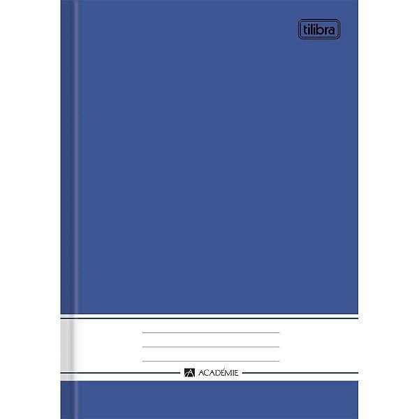 Caderno Brochura 1/4 Academie Azul 96f - TILIBRA