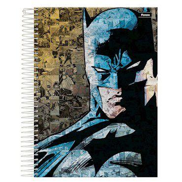 Caderno Batman Teen 1M - FORONI