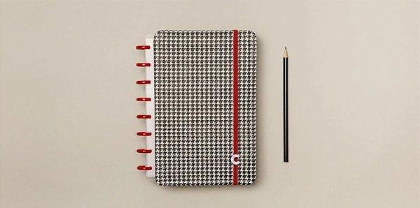 Caderno Principe de Gales Inteligine - Caderno Inteligente