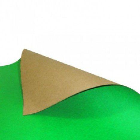 Papel Cartao 48x66 Verde Claro