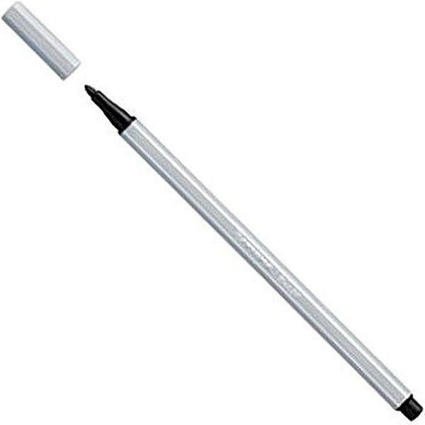 Caneta Pen 68/94 Cinza  Claro Pastel - Stabilo