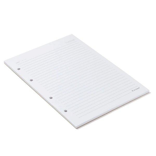Refil Caderno Criativo 90g  Pautado - Cicero