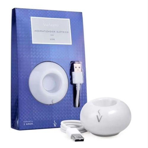 Aromatizador elétrico USB ViaAroma