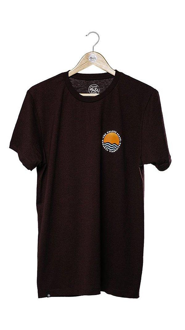 Camiseta Tubular - The Golden State