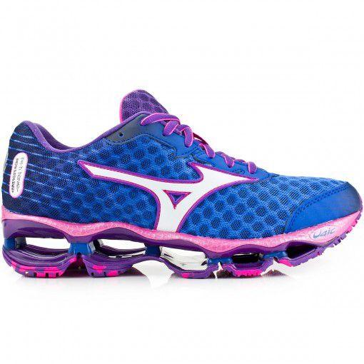 Mizuno Wave Prphecy 2 Azul E Rosa Americantennis Americantennis Tenis Esportivos