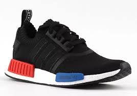 Tênis Adidas Runner NMD R1 - Preto