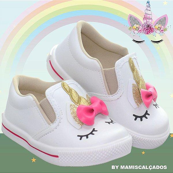 Tenis infantil feminino unicornio - Americantennis - Americantennis ... 4a5a12390d9
