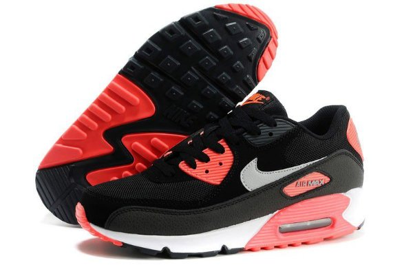 best website 95353 5500d Nike Air Max 90 preto e Laranja
