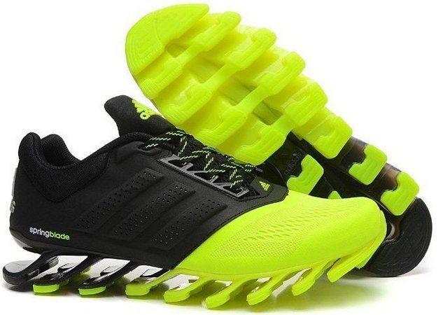 Adidas Springblade Drive Preto Verde