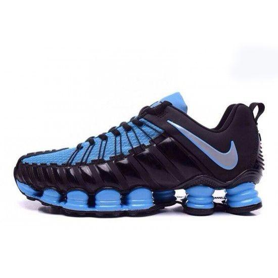 Nike Total Shox Preto e Azul