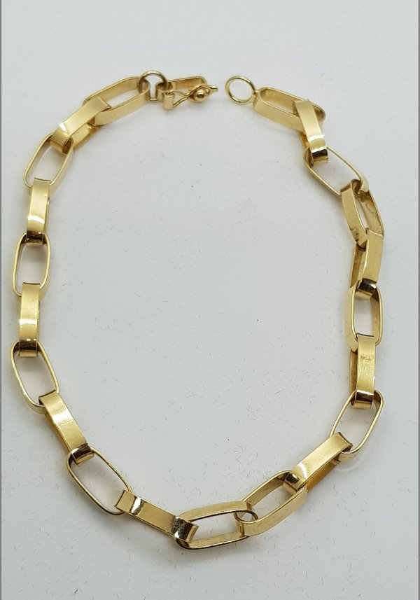 324006b5107 Pulseira Cartier - Ouro 10K - 7