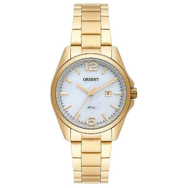 5736dc76e6f Relógio Orient FGSS1143-B2KX Dourado - Relojoaria e Óptica Dal Santo