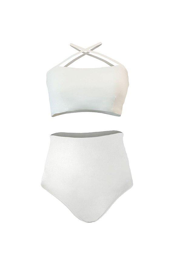 Biquíni Malibu Off White